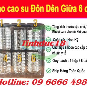 Bao-Cao-Su-Donzen-Khúc-Giữa-Hộp-6-Cái