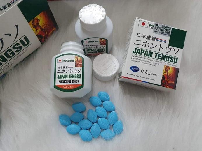 Thực Phẩm Chức Năng Japan Tengsu Cao Cấp Đến Từ Nhật - Tình Dục 18