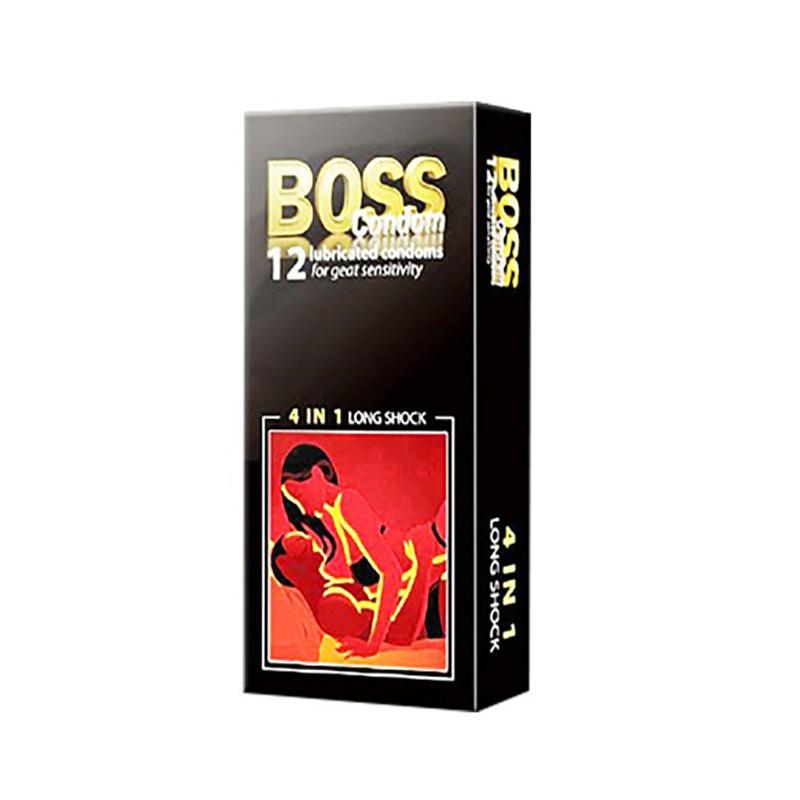 Bao Cao Su Boss 4 in 1 Chính Hãng