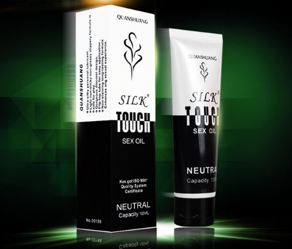 Gel Bôi Trơn Âm Đạo Silk Touch