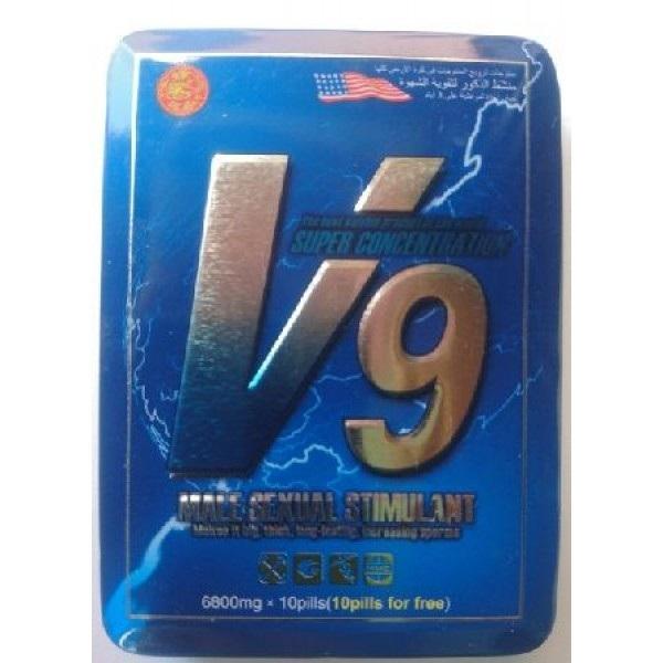 Thuốc tăng cường sinh lý nam V9